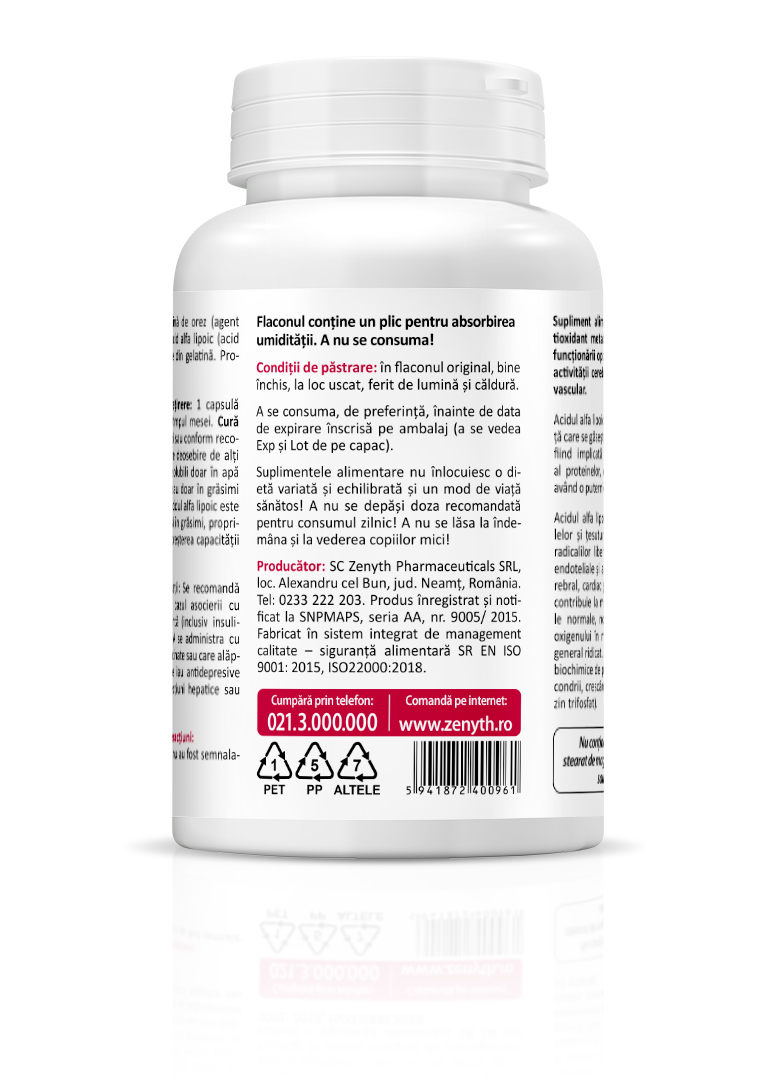 Alpha Lipoic Acid Text 03