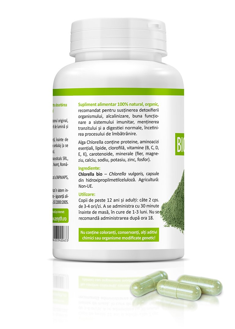Bio Chlorella Capsule_Text 01
