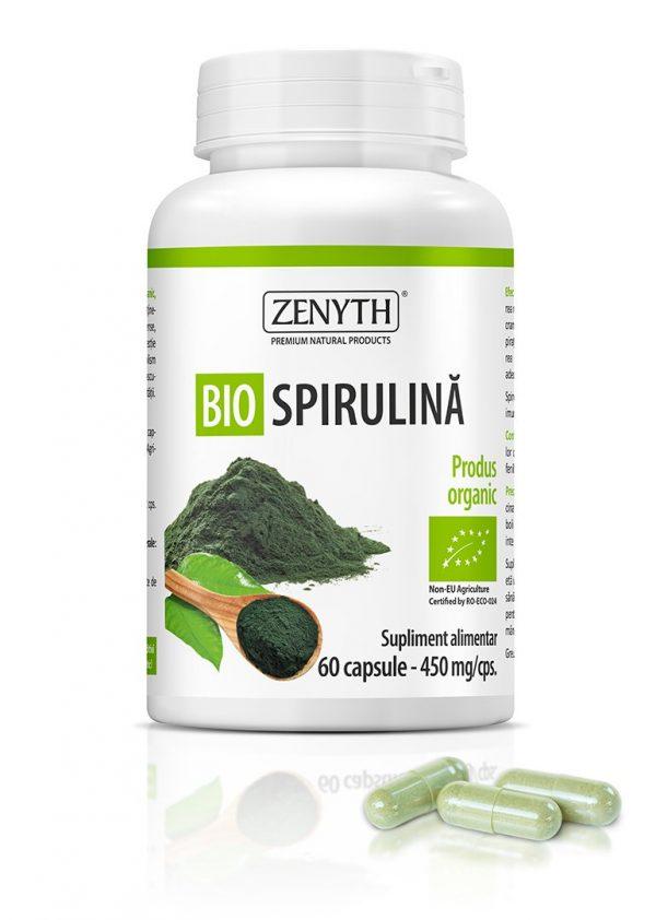 Bio Spirulina Capsule