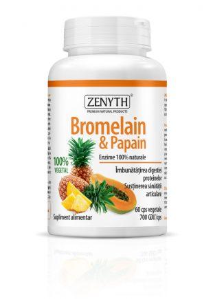 Bromelain & Papain