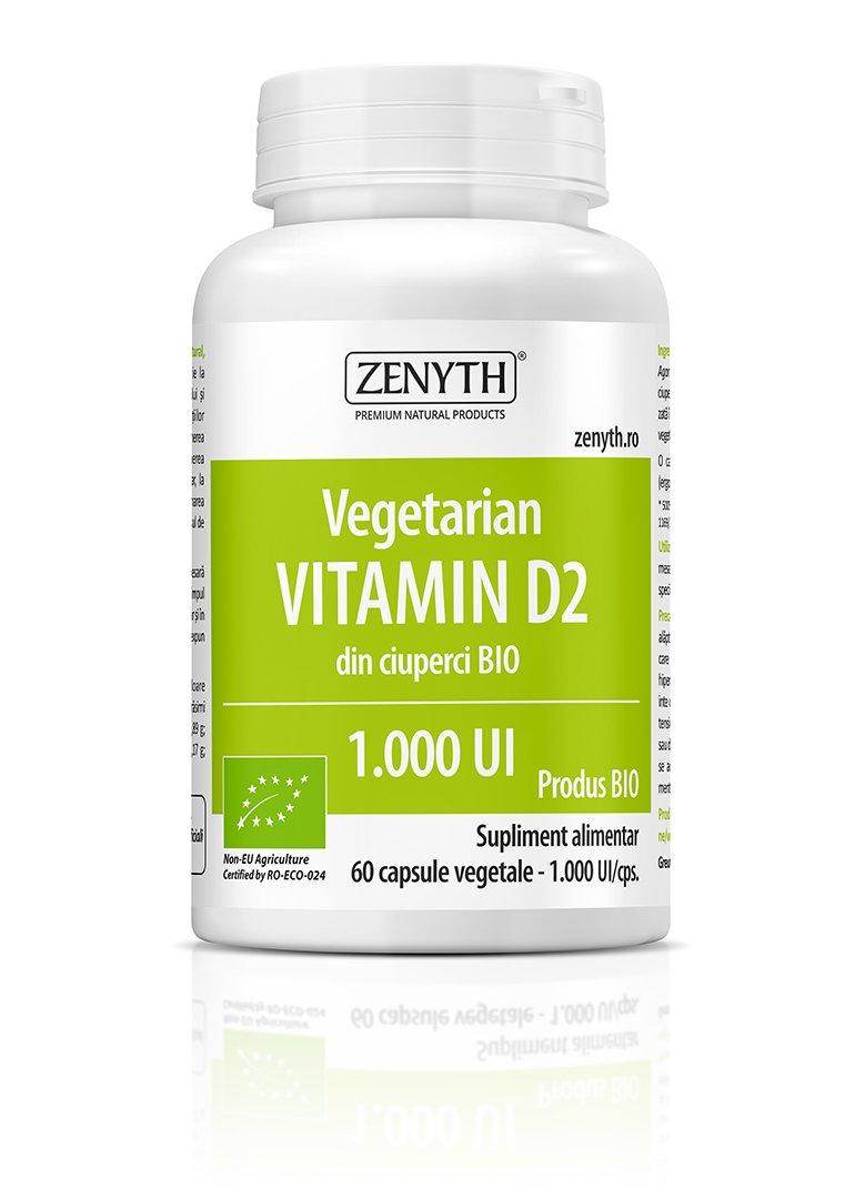 Vegetarian Vitamin D2