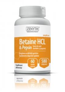 Betaine-HCLPepsin