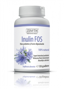 Inulin FOS 120 g pulbere
