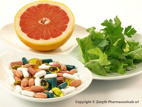 Vitamine cu rol în detoxifiere
