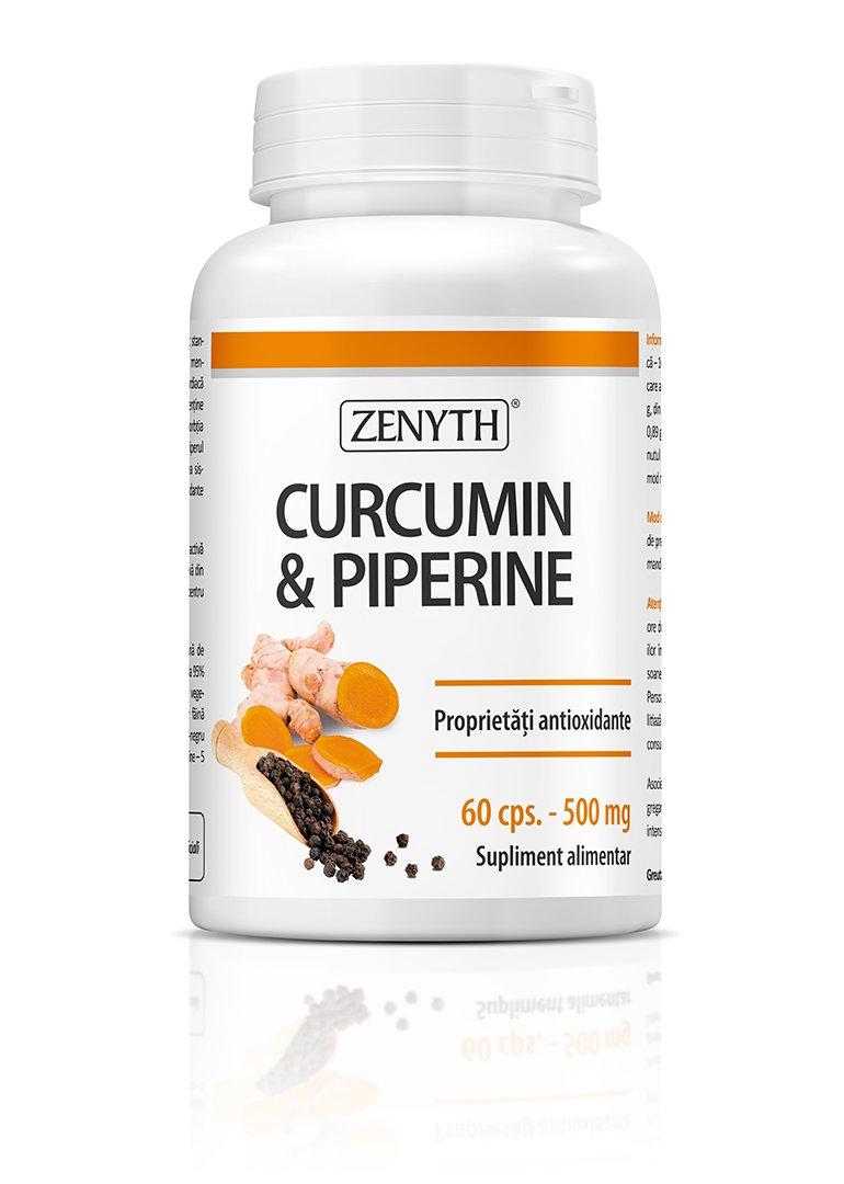 Curcumin&Piperin 60 CPS