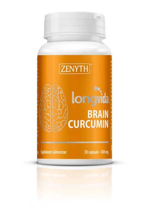 Longvida Brain Curcumin