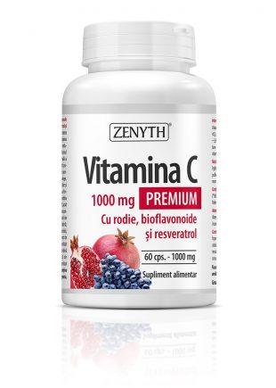 Vitamina C Rodie 60 CPS