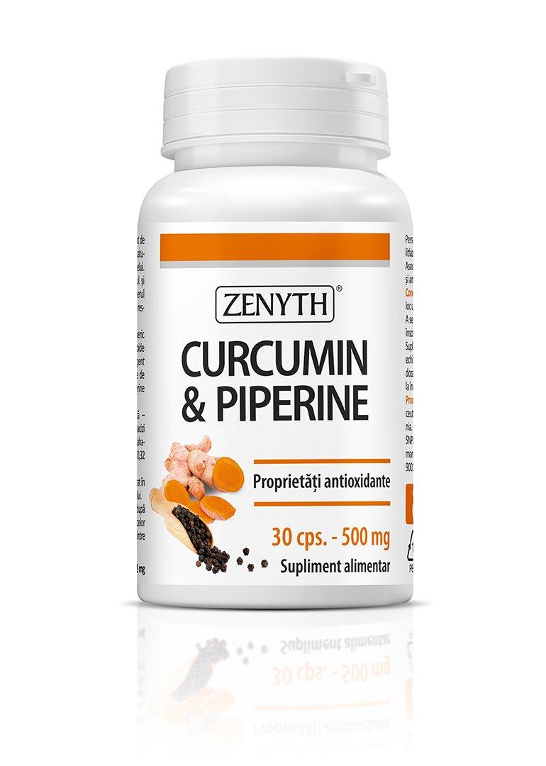 Curcumin&Piperin 30 CPS