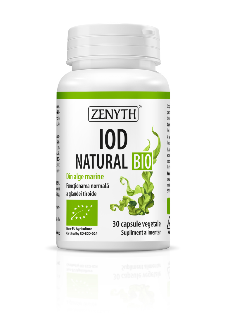 Iod Natural Bio