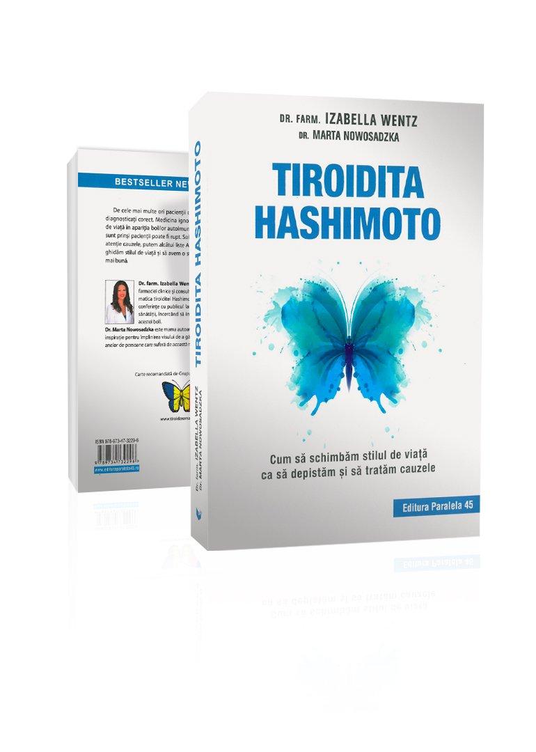 Izabella Wentz - Tiroida Hashimoto