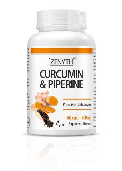 Curcumin&Piperin
