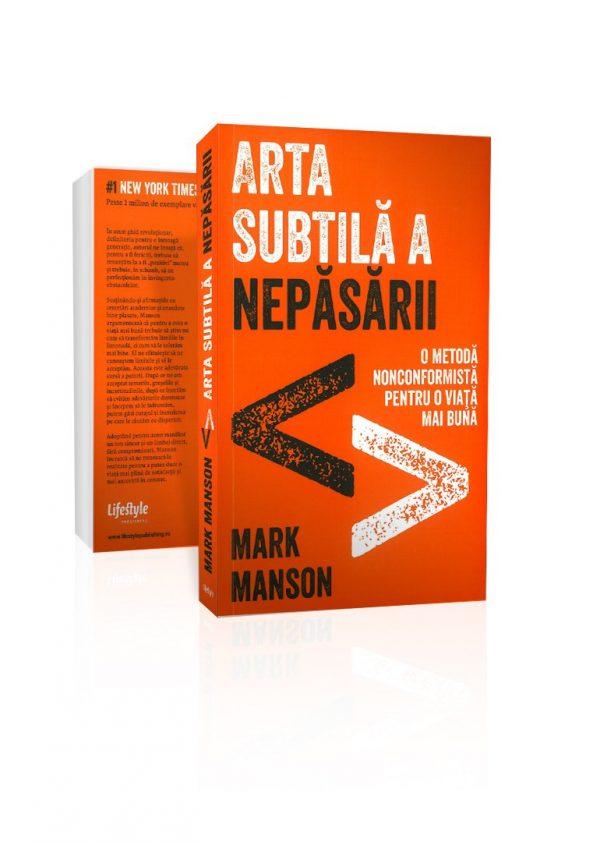 Mark Manson - Arta subtila a nepasarii