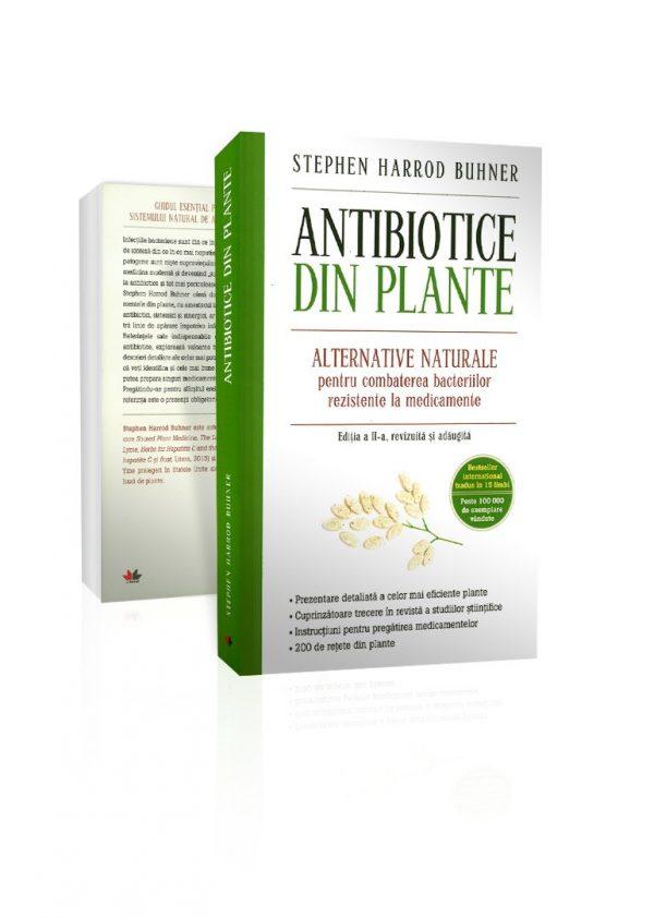 Stephen Harrod Buhner -Alternative naturale pentru combaterea bacteriilor rezistente la medicamente