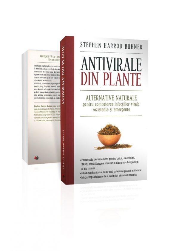 Stephen Harrod Buhner -Alternative naturale pentru combaterea infectiilor virale rezistente la medicamente