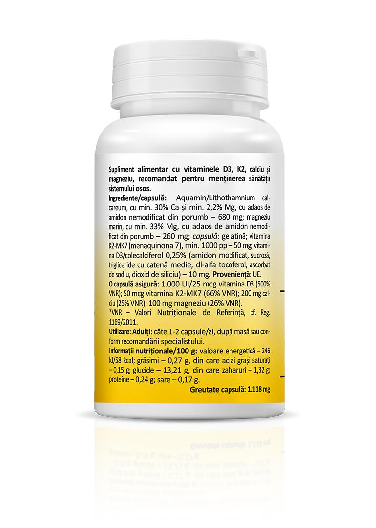 Vitamin D3 + K2 + Ca + Mg Text 01