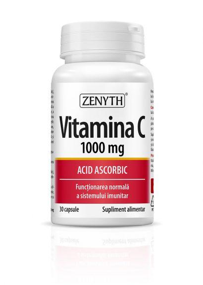 Vitamina C - Acid ascorbic - 30 CPS