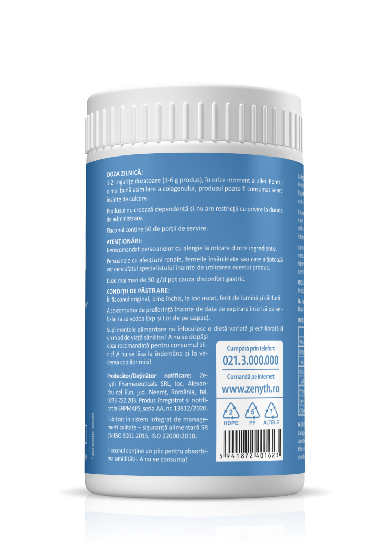 Collagero - Collagen Pure Text 01