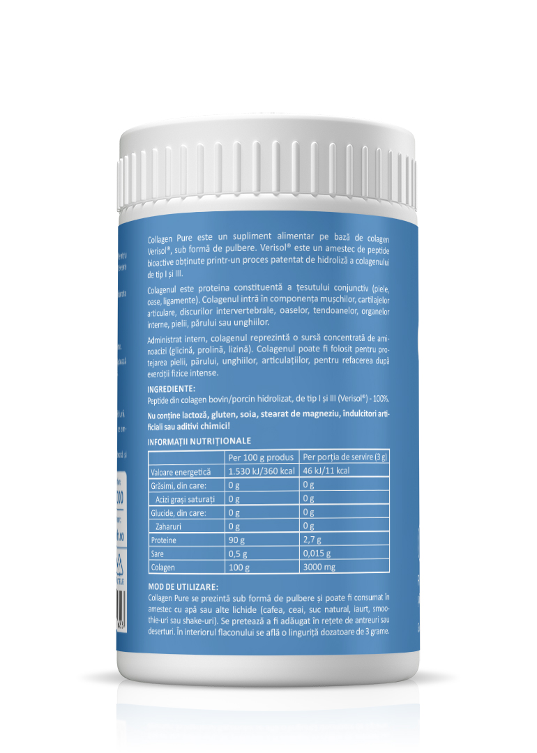 Collagero - Collagen Pure Text 02