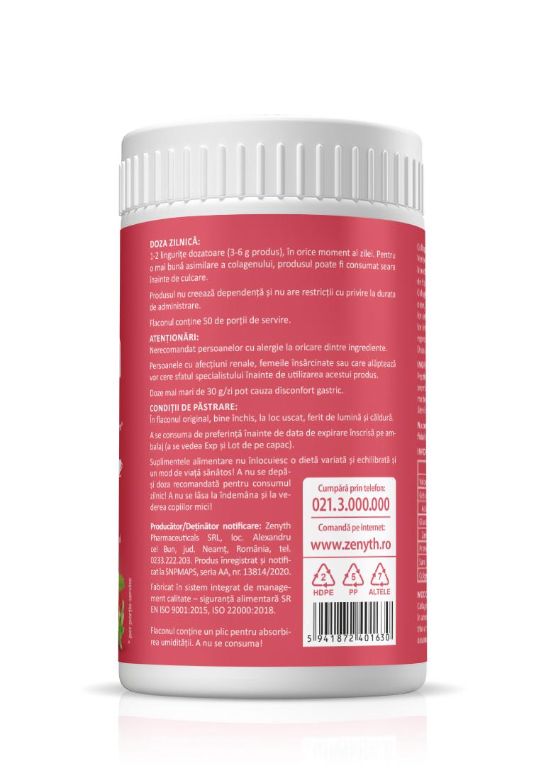 Collagero - Collagen Strawberry Text 01