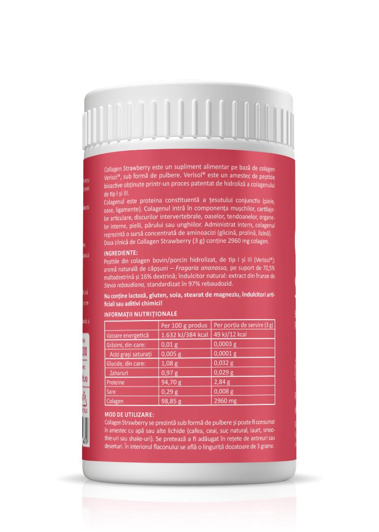 Collagero - Collagen Strawberry Text 02