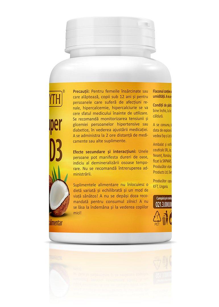Super Vitamin D3 120 CPS - Text 03