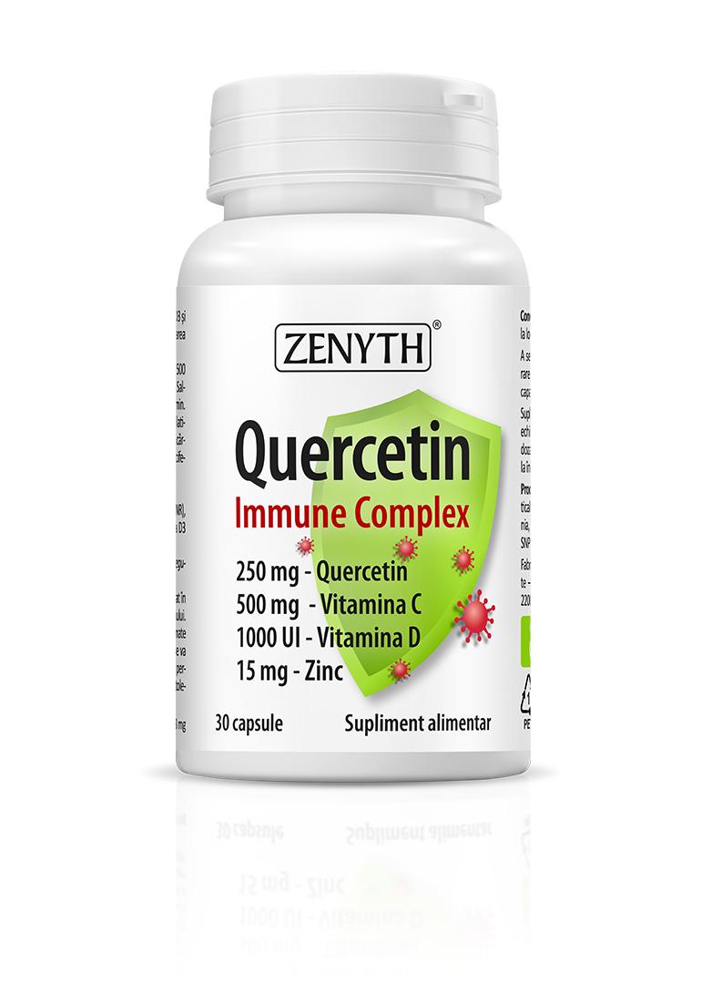Quercetin Immune Complex