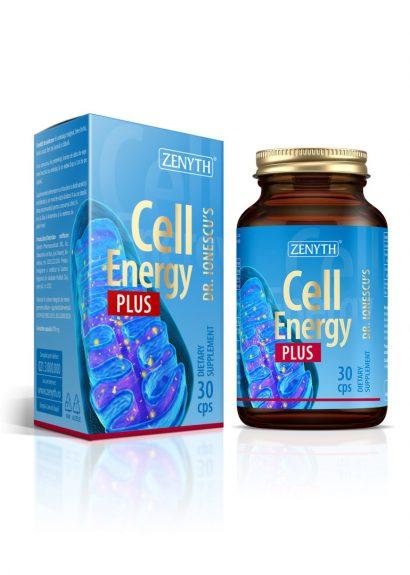 Cell Energy Plus Cutie + Borcan